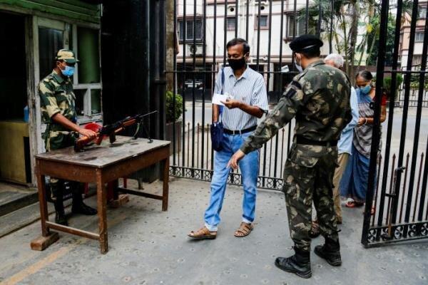درگیری خشونت بار در ایالت بنگال غربی هند، 9 تن کشته و زخمی شدند خبرنگاران