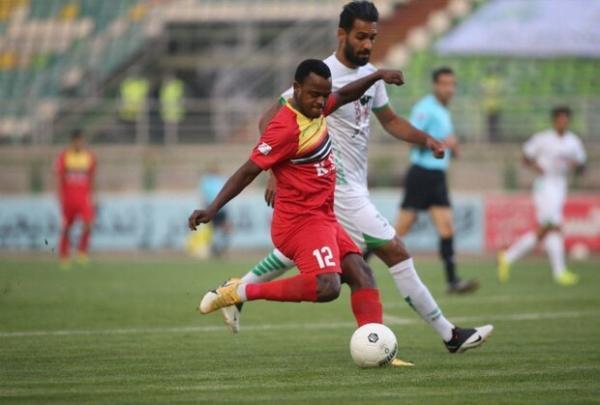 فروزان و پاتوسی دو بازیکن کلیدی فولاد مقابل العین از دید AFC