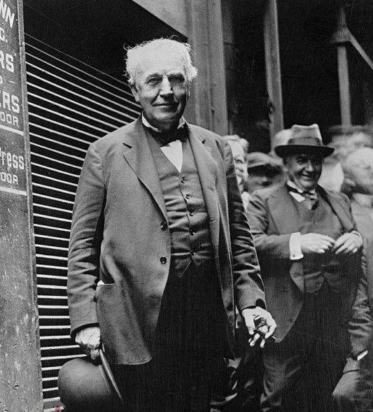 توماس ادیسون؛ نابغه یا یک تاجر فرصت طلب؟!