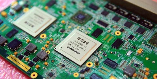 چین برای اولین بار در فراوری پردازنده های مرکزی رایانه ای خودکفا شد