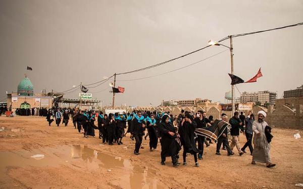 سفر زیارتی به عراق در طوفان کرونا