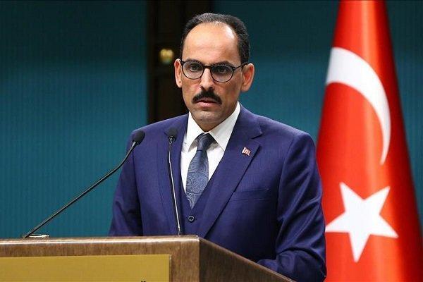 ترکیه: وقتش که برسد به بیانیه توهین آمیز آمریکا پاسخ می دهیم