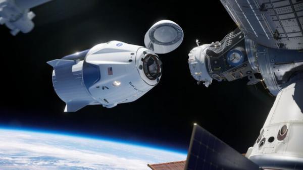 خطری که از بیخ گوش 4 فضانورد جدید ایستگاه فضایی گذشت