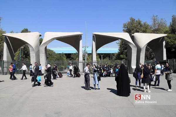 نهمین جشنواره رویش دانشگاه تهران به کار خود انتها داد