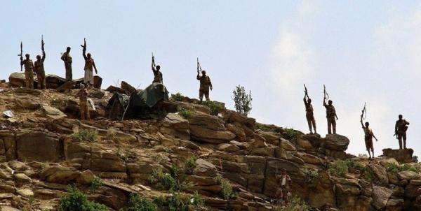 فیلم عملیات زمینی ارتش یمن در خاک عربستان سعودی