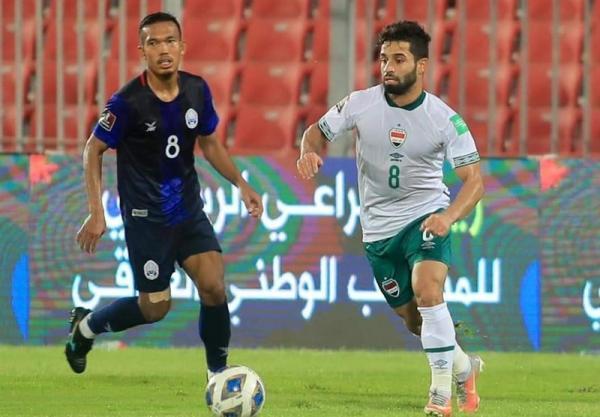 پیشکسوت فوتبال عراق: تیم ما به جام جهانی صعود نمی کند