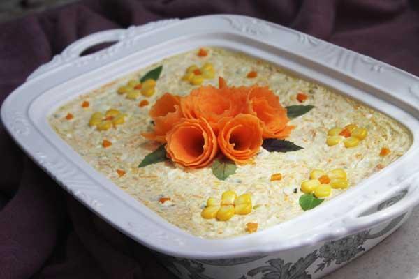 طرز تهیه 14 نوع غذای ساده دونفره