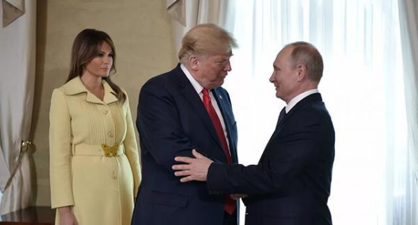 ترامپ: به رغم تحریم ها، رابطه خوبی با پوتین داشتم