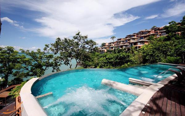 هتل سری پانوا پوکت ، sri panwa phuket