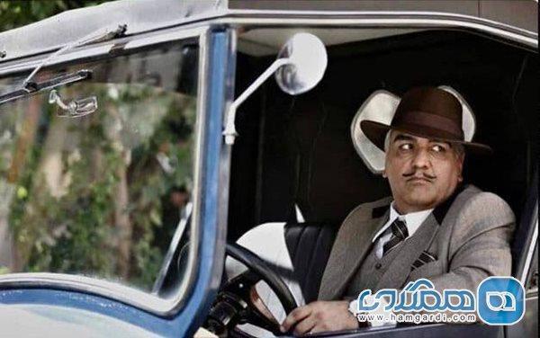 گریم متفاوت مهران مدیری در سریال تاریخی خاتون