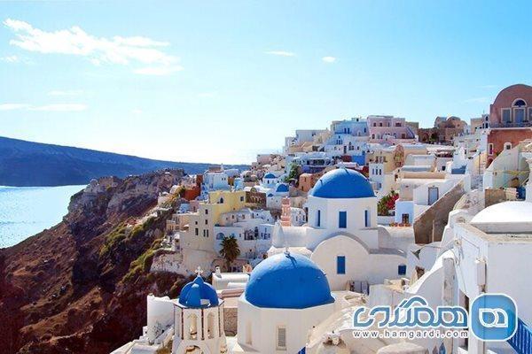یونان میزبان مسافران واکسینه شده و کرونا منفی در تابستان است