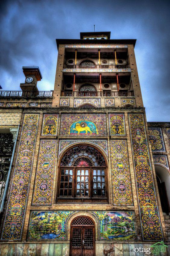 نمونه های تازه نمای ساختمان تجاری، مسکونی و اقامتی در ایران