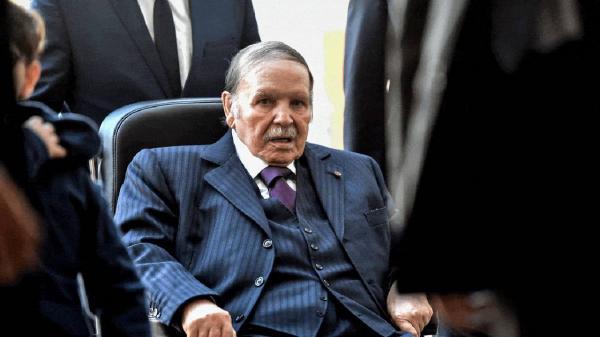 بوتفلیقه؛ رئیس جمهور اسبق الجزایر درگذشت