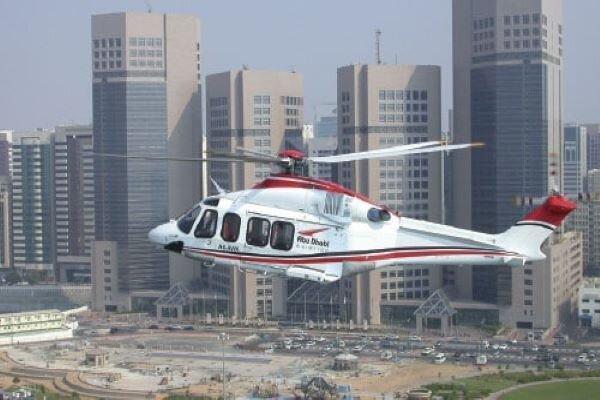 تور ارزان دبی: سقوط بالگرد در امارات، 4 نفر کشته شدند
